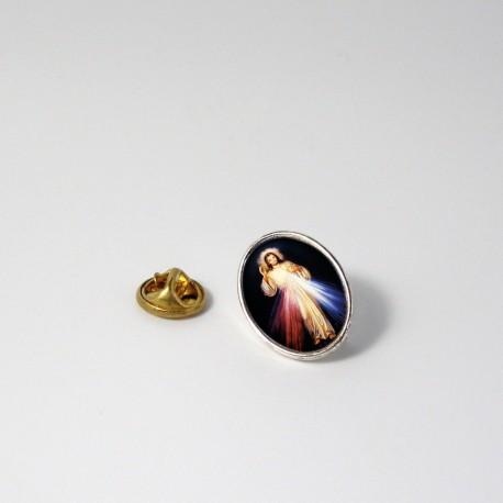 MERCIFUL JESUS - Metal pin