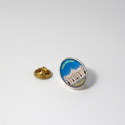 SAINT PETER BASILICA - Metal pin