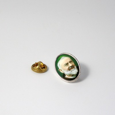 SAINT PIO - Metal pin