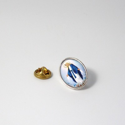 OUR LADY OF GRACE - Metal pin