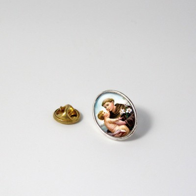 SAINT ANTONY - Metal pin
