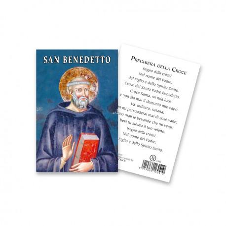 """Immagine sacra """"San Benedetto"""""""
