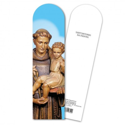 "Bookmark ""Saint Antony"""