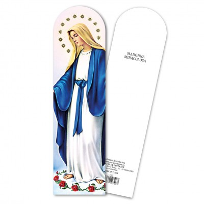 "Bookmark ""Miraculous Madonna"""