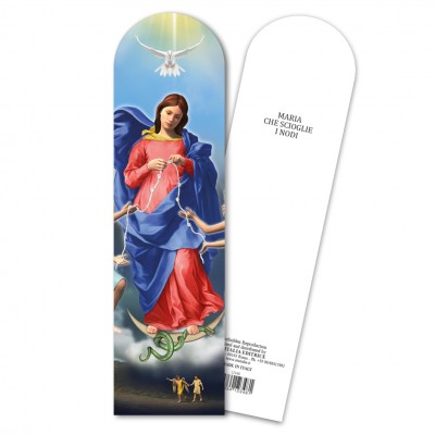 "Bookmark ""Our Lady of Knots"""