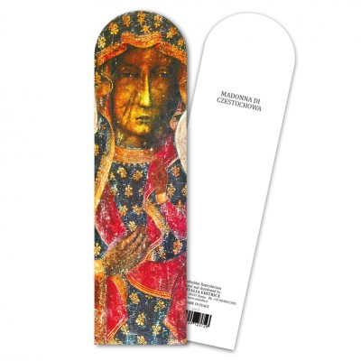 "Bookmark ""Our Lady of Czestochowa"""