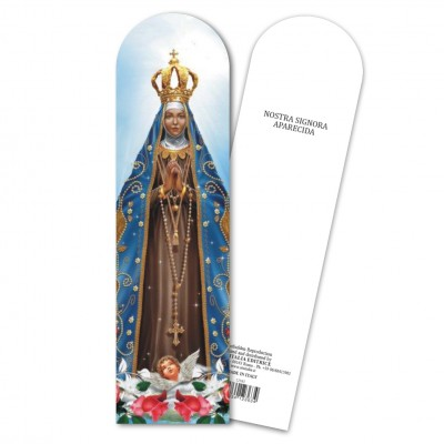 "Bookmark ""Our Lady of Aparecida"""