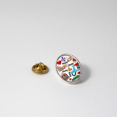 ITALY - Metal pin