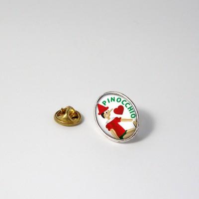 PINOCCHIO - Metal pin