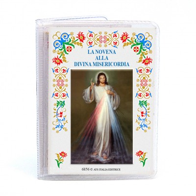 "Merciful Jesus - Mini Book ""The Novena to the Divine Mercy"", with Rosary"
