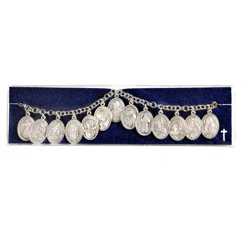 fascino dei costi miglior sito web dove posso comprare Bracciale con medaglie - ATS ITALIA SHOP