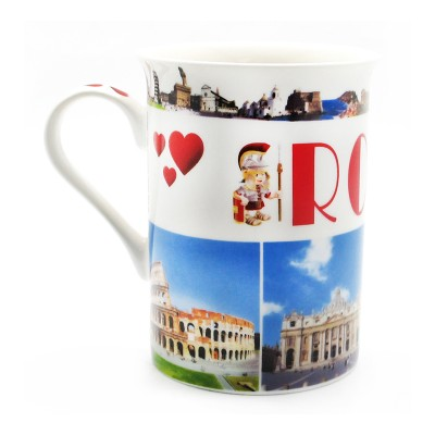 """Ceramic mug """"Rome"""""""