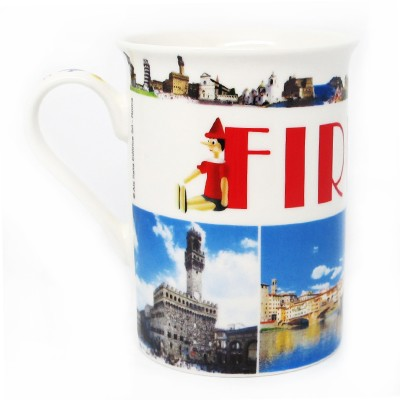 "Ceramic mug ""Florence"""