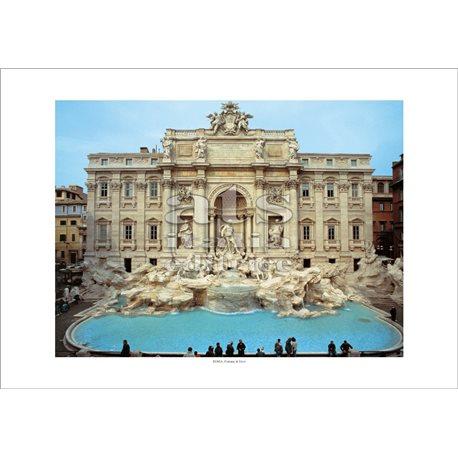 FOUNTAIN OF TREVI Rome