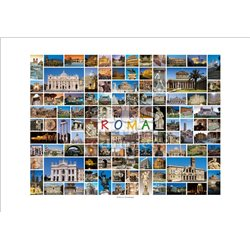 ROME PORTRAITED IN 102 IMAGES