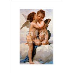 IL PRIMO BACIO William A. Bouguereau - Collezione Privata