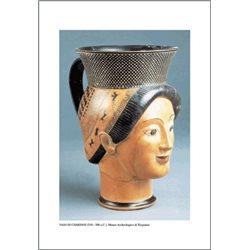VASI DI CHARINOS (510-500 a.C.) Museo Archeologico, Tarquinia