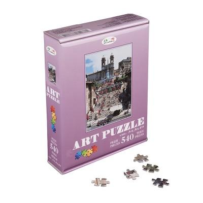 Art Puzzle Roma Roma P.za di Spagna