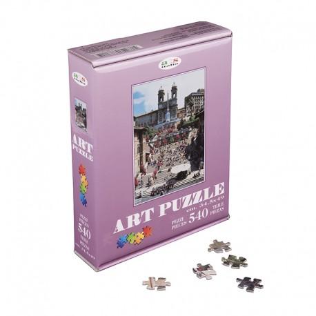Art Puzzle Rome Spagna Rome