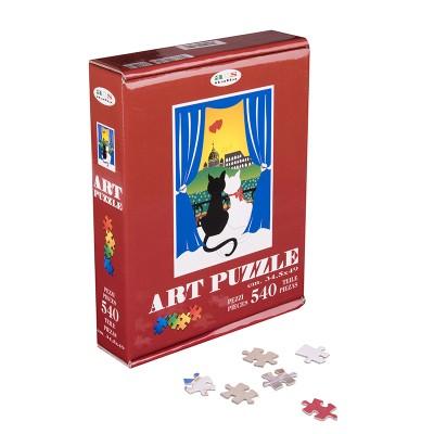 Art Puzzle Gatti a Roma