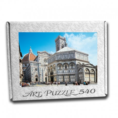 Art Puzzle Florence Baptistery