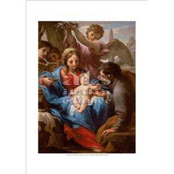 RIPOSO IN EGITTO Francesco Manicini - Pinacoteca, Citta' del Vaticano