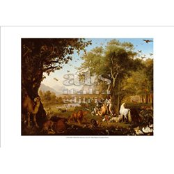 IL PARADISO TERRESTRE Peter Wenzel - Pinacoteca, Citta' del Vaticano