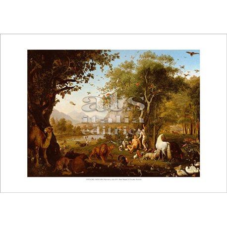 PARADISE Peter Wenzel - Pinacoteca, Vatican City