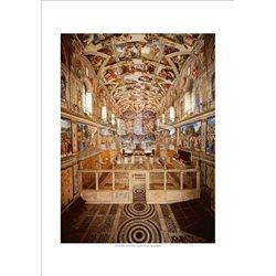 CAPPELLA SISTINA Citta' del Vaticano