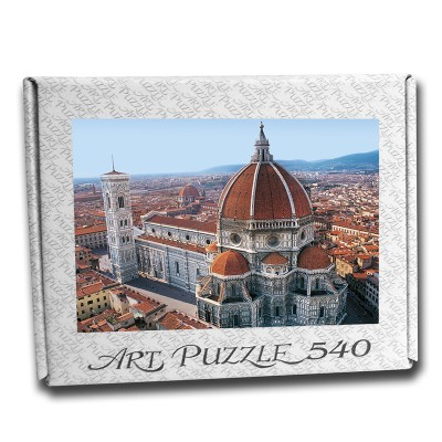 Art Puzzle Firenze, Cattedrale