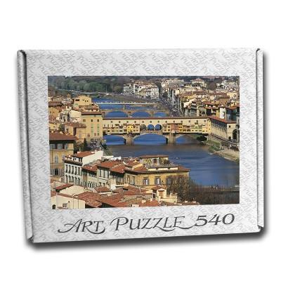 Art Puzzle Florence Ponte Vecchio