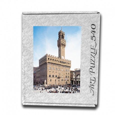 Art Puzzle Florence Palazzo Vecchio