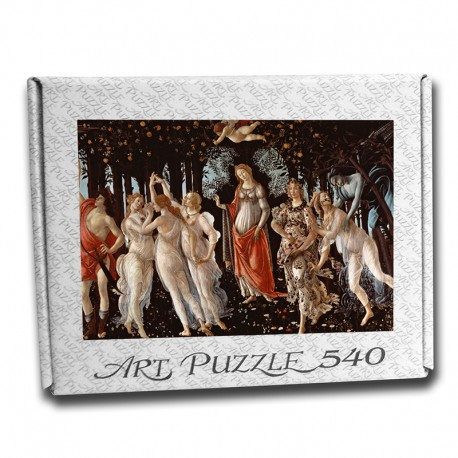 Art Puzzle Printemp by Botticelli