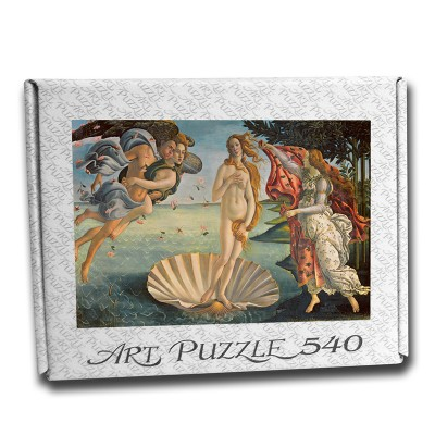 Art Puzzle Venere by Botticelli