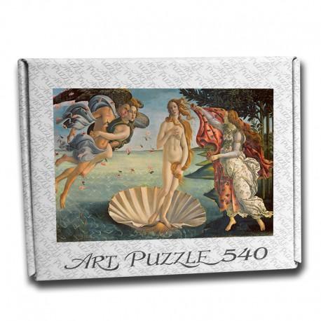 Art Puzzle Venere by Botticelli