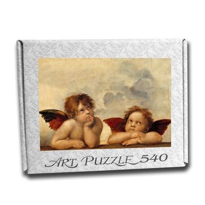 Art Puzzle, Sistina Madonna by Raffaello