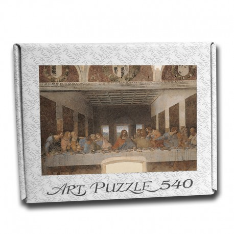 Art Puzzle, Last Supper by Leonardo