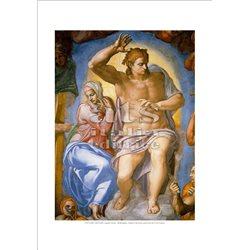 THE LAST JUDGEMENT Michelangelo - Sistine Chapel, Vatican City