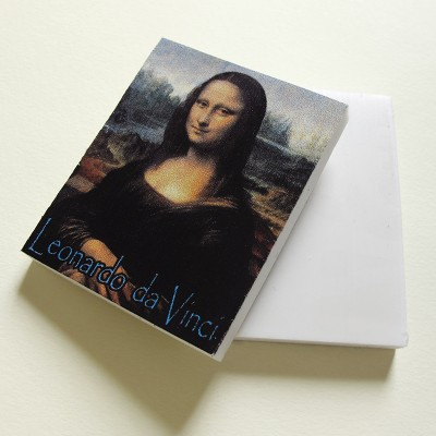 Leonardo Lady with ermine eraser