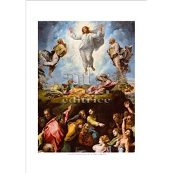 TRASFIGURAZIONE Raffaello - Pinacoteca, Citta' del Vaticano