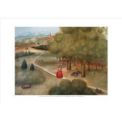 VIAGGIO VERSO IL CONCILIO ECUMENICO Fernando Botero, Collezione d'Arte Religiosa Moderna - Citta' del Vaticano