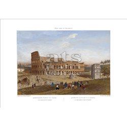 BENOIST Anfiteatro Flavio, detto Colosseo - Roma