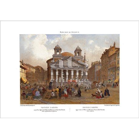 BENOIST Pantheon, Roma