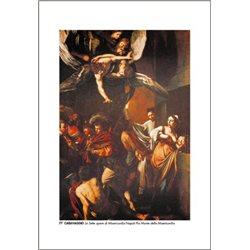 LE SETTE OPERE DI MISERICORDIA Caravaggio - Pio Monte della Misericordia, Napoli