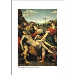 DEPOSITION Raffaello - Borghese Gallery, Rome