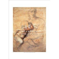 MADONNA COL BAMBINO Michelangelo - Casa Buonarroti, Firenze