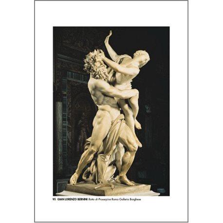 RATTO DI PROSERPINA Bernini - Galleria Borghese, Roma