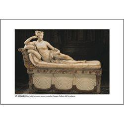 PAOLINA BONAPARTE BORGHESE Canova - Borghese Gallery, Rome