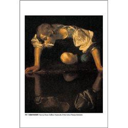 NARCISO Caravaggio - Galleria Nazionale di Arte Antica, Roma