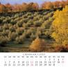 Calendar 8x8 cm TUSCANY COUNTRY